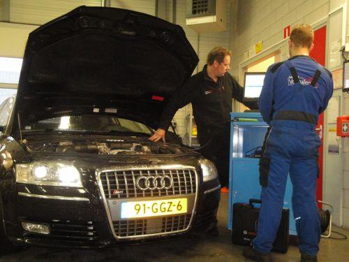 Audispecialist Auto Voskuilen Houten